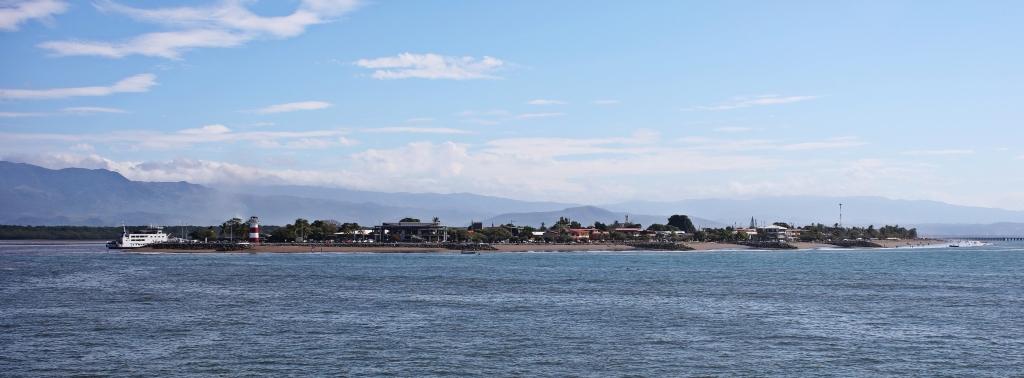 Puntarenas shore