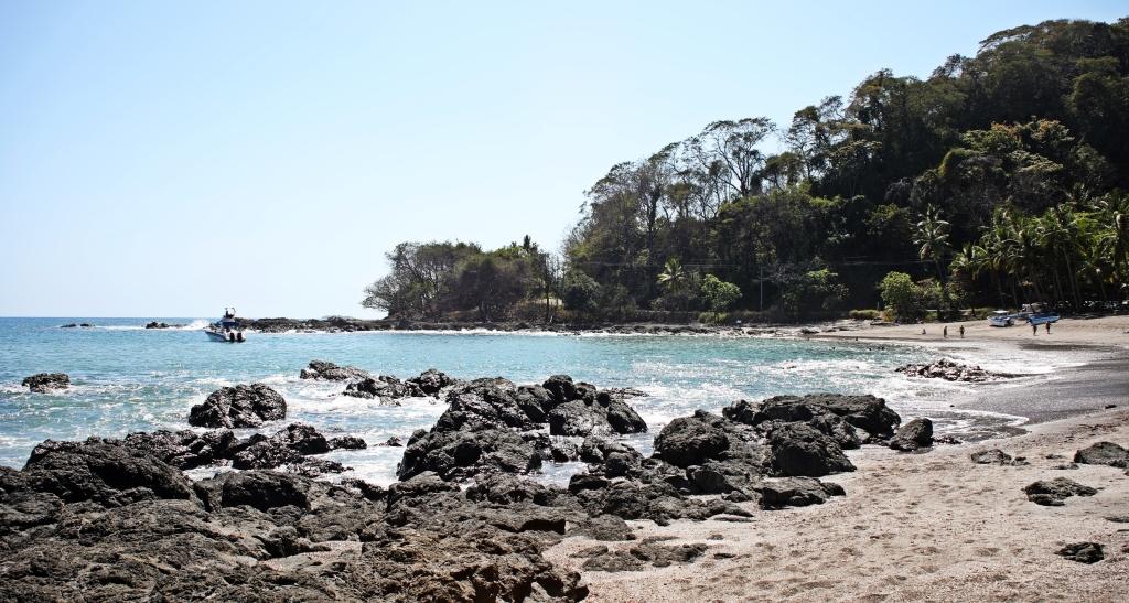 Near Montezuma beach