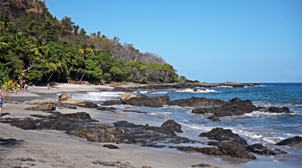Montezuma coast, Costa Rica