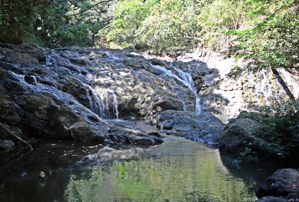 Top Waterfall, Montezuma