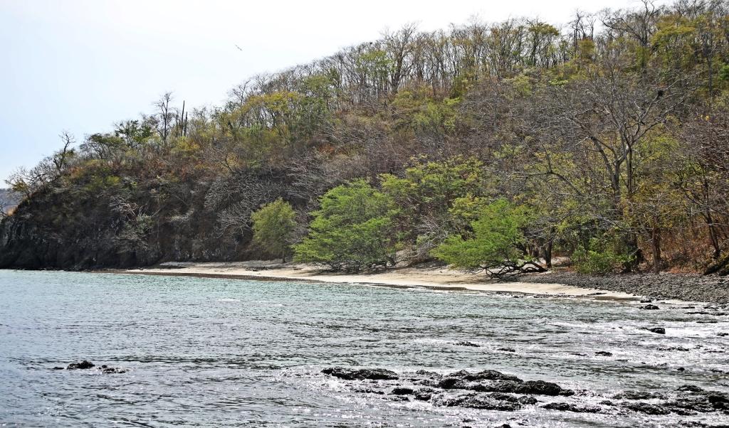 Secret beach near Coco