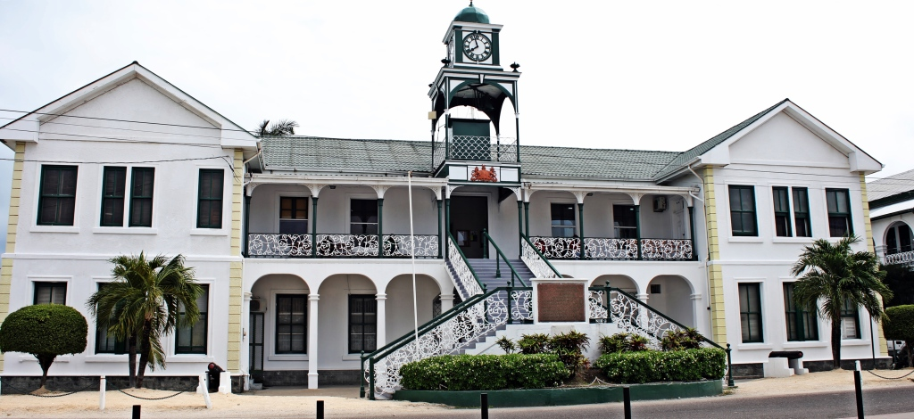 Courthouse, Belize City