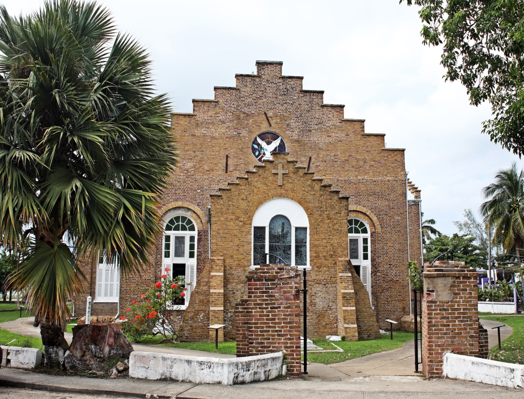St. John's Cathedral, Belize City