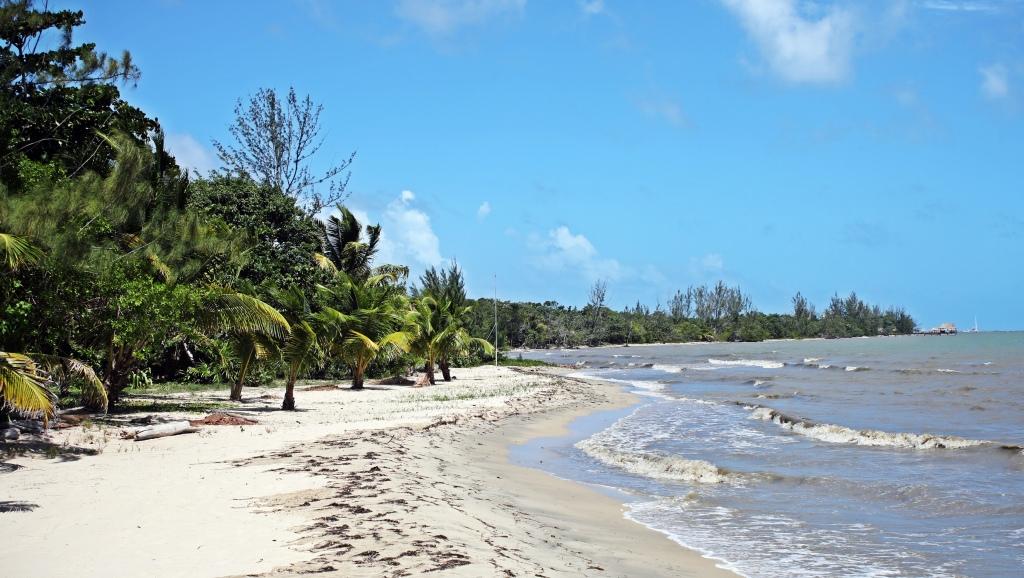Near Maya Beach, Placencia, Belize