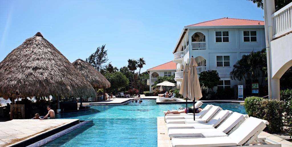 Resort near Maya Beach, Placencia, Belize
