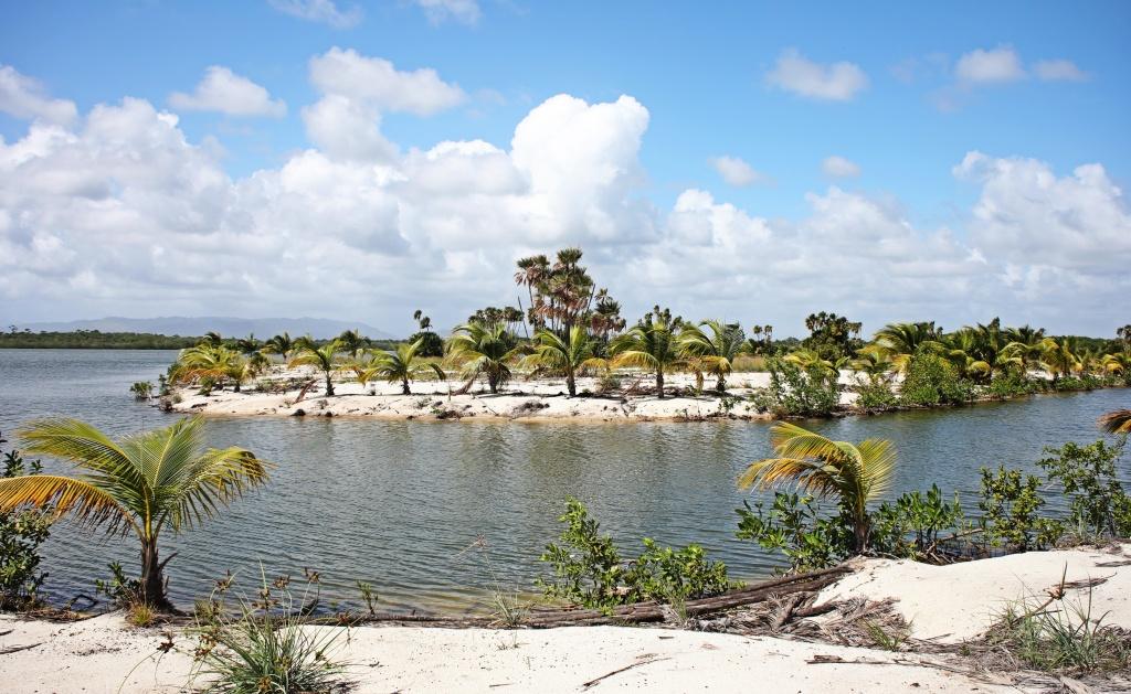 Lagoon, Placencia, Belize