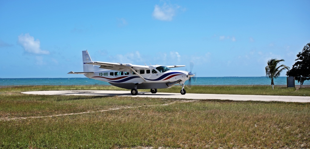 Placencia airport, Belize