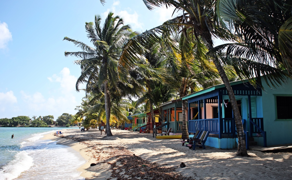 Cabanas, Placencia Village, Belize