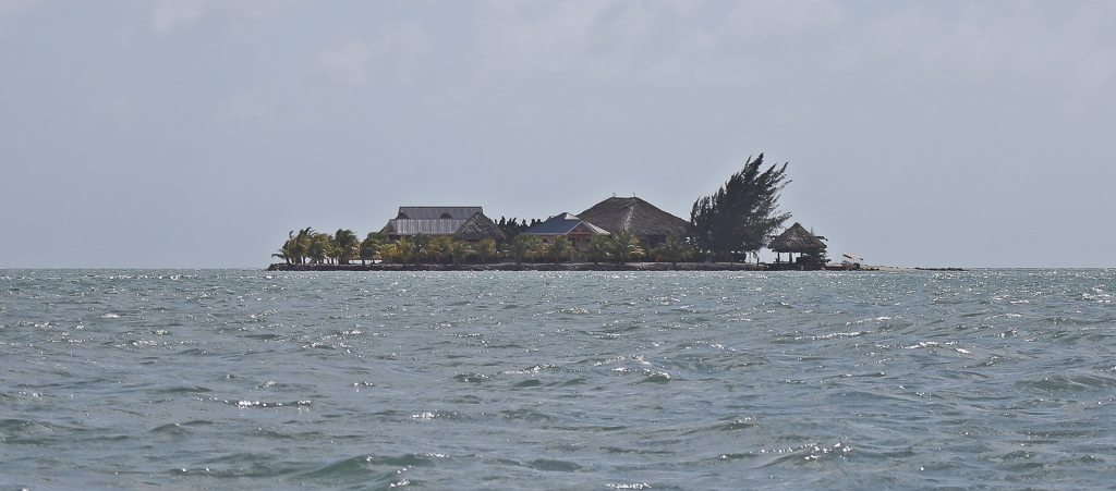 Private island near Placencia Village, Belize