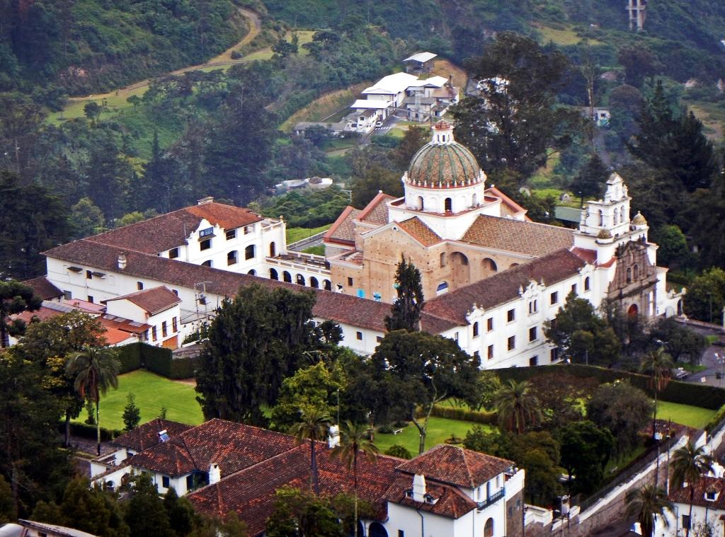 Iglesia de Guapulo, Quito