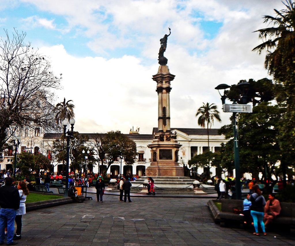 Independence Monument, Quito
