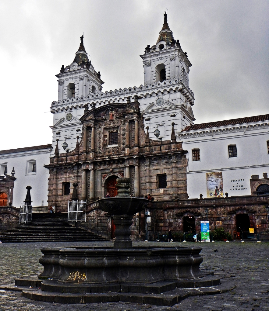 Iglesia de San Francisco, Quito