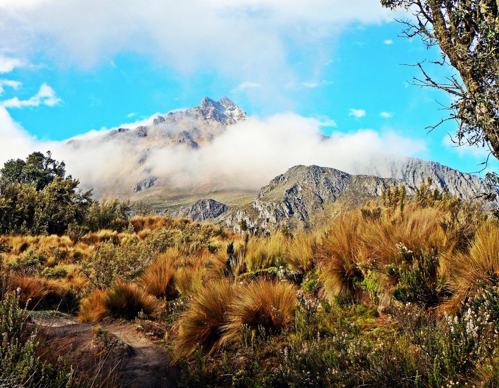 Illiniza Norte, Ecuador