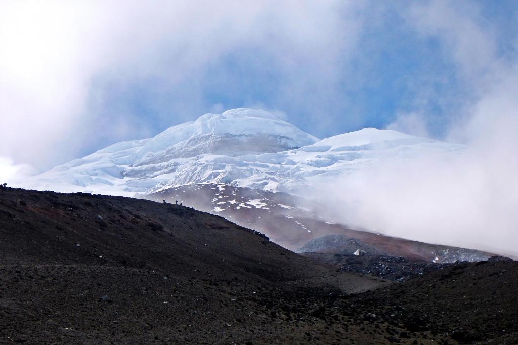 Mount Cotopaxi, Ecuador