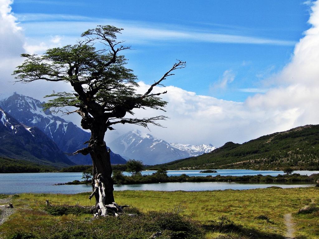 Laguna Hija, Parque Nacional Los Glaciares