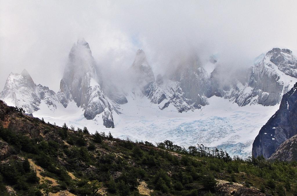 Monte Fitz Roy, Parque Nacional Los Glaciares