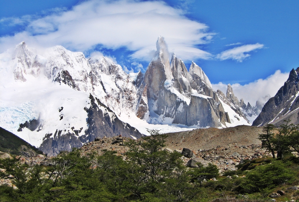 Cerro Torre, Parque Nacional Glaciares