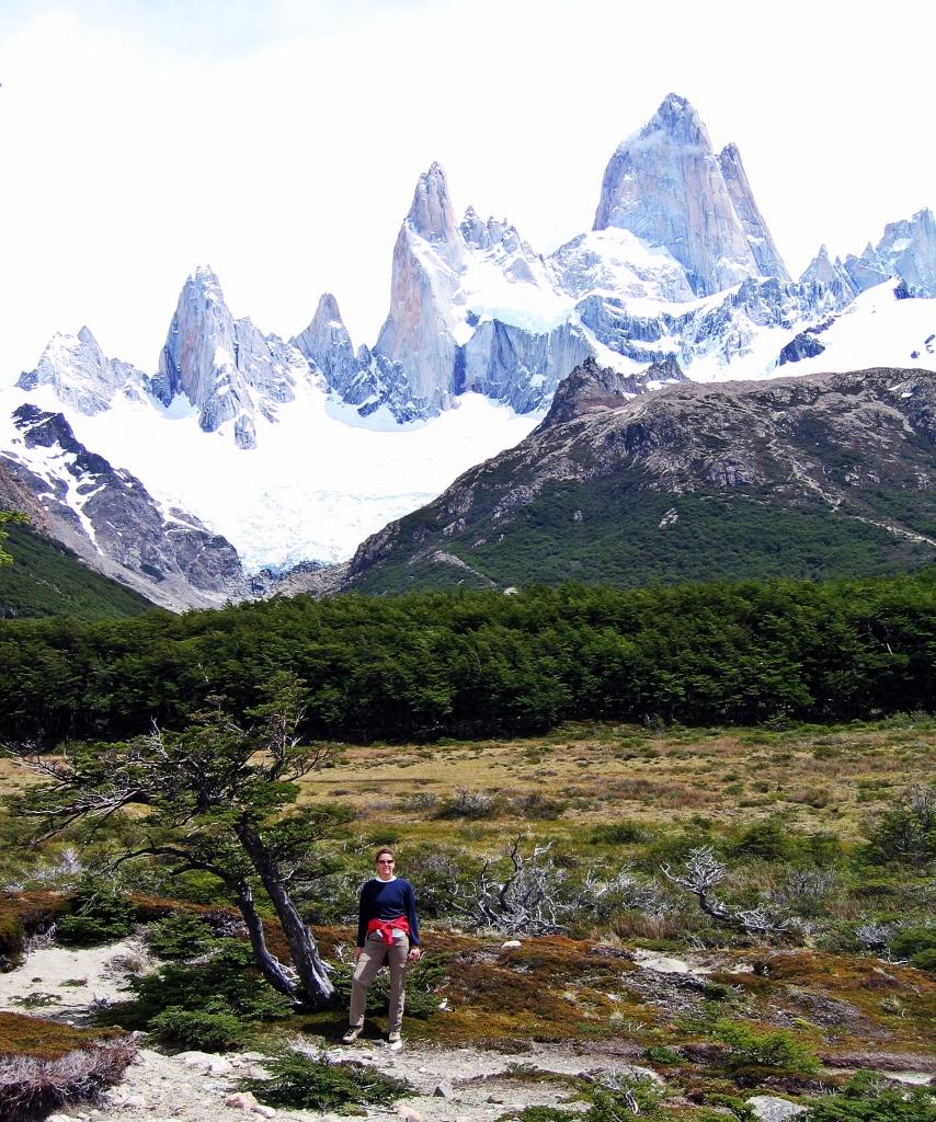 Monte Fitz Roy, Parque Nacional Glaciares