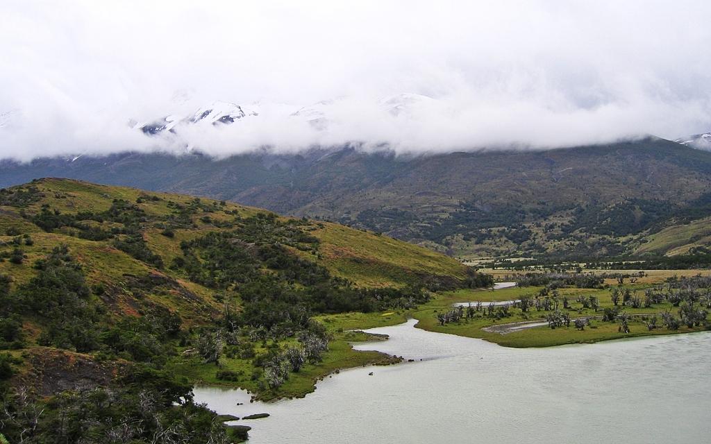 O Circuit Trek, Parque Nacional Torres del Paine
