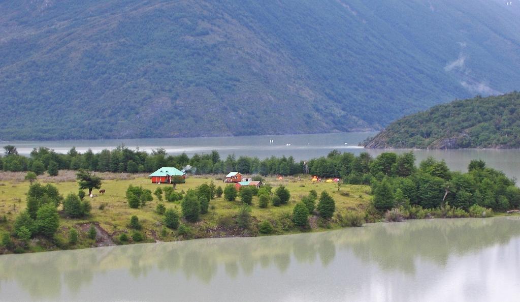 Lago Dickson, Parque Nacional Torres del Paine
