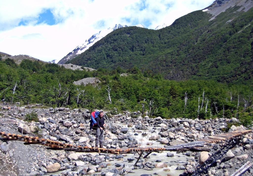 Rio de los Perros, Parque Nacional Torres del Paine