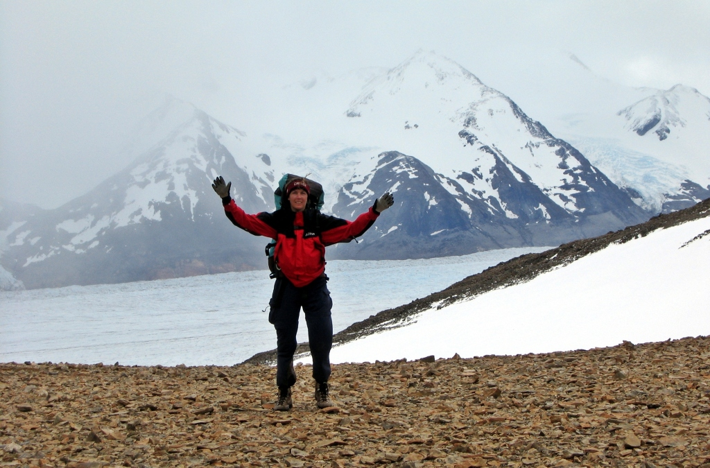 Paso John Garner, Parque Nacional Torres del Paine
