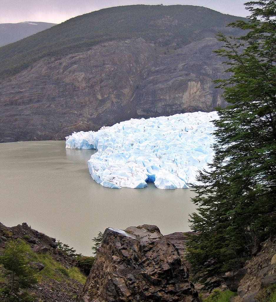 Glacier Grey, Parque Nacional Torres del Paine