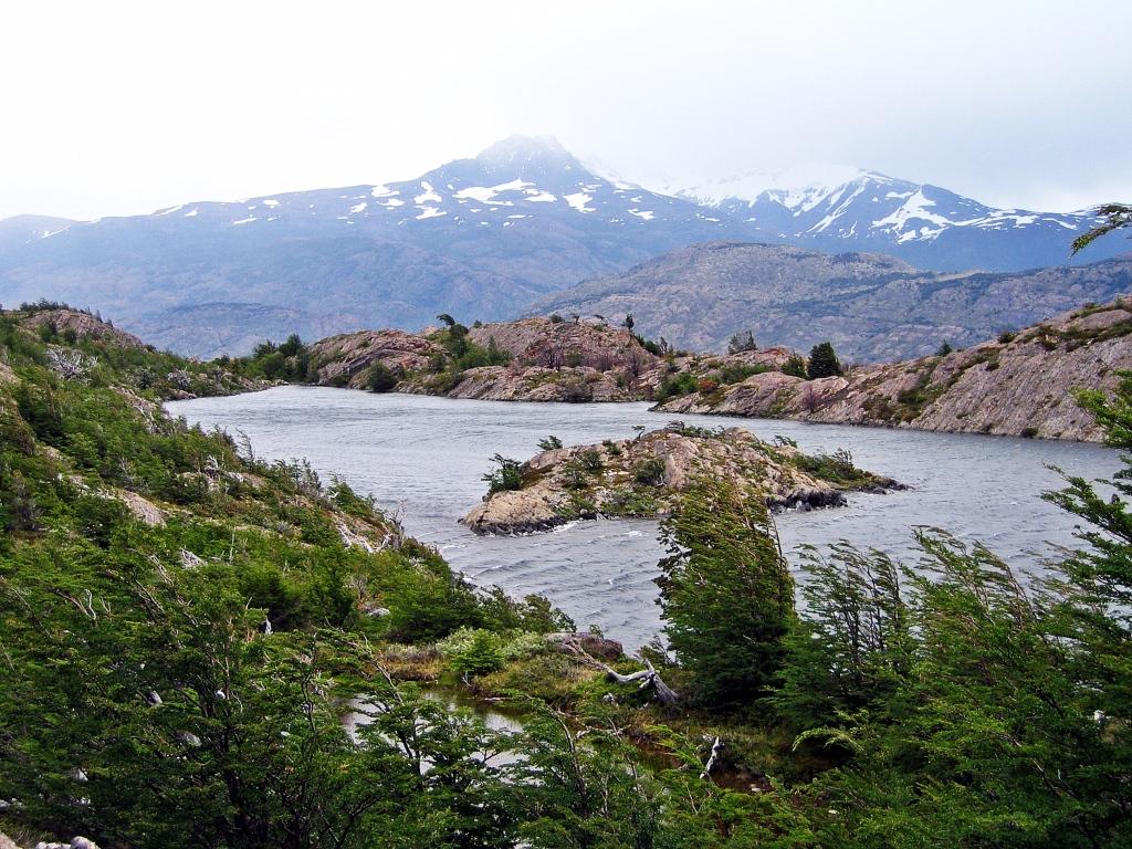 Laguna Parque Nacional Torres del Paine