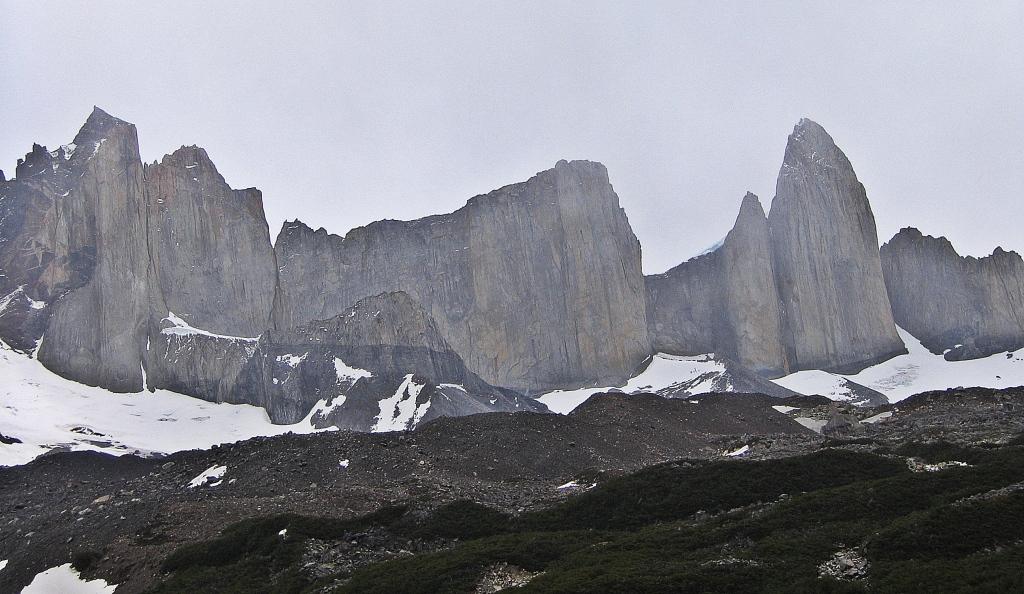 Cerro Paine Grande from Mirador