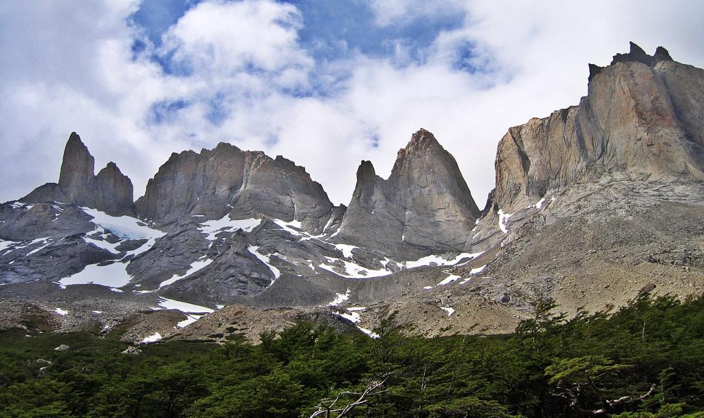 View from Mirador Cuernos del Paine