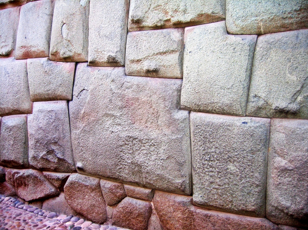 12 sided stone, Cusco