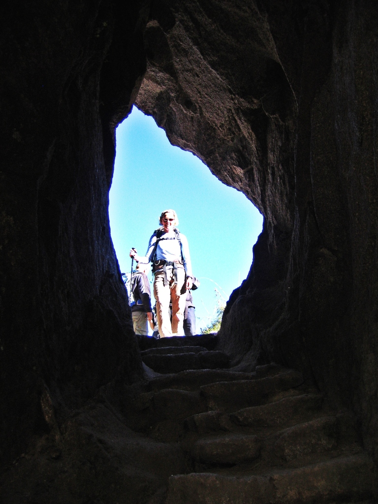 Inca tunnel, Inca Trail