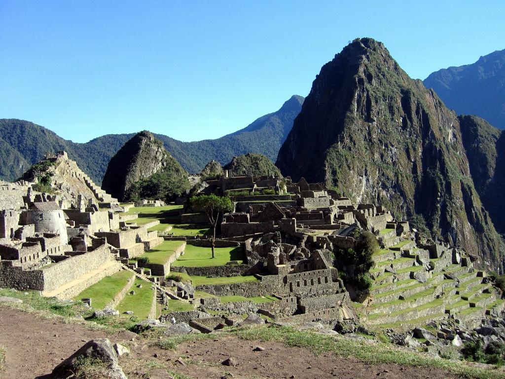Machu Picchu, Inca trail