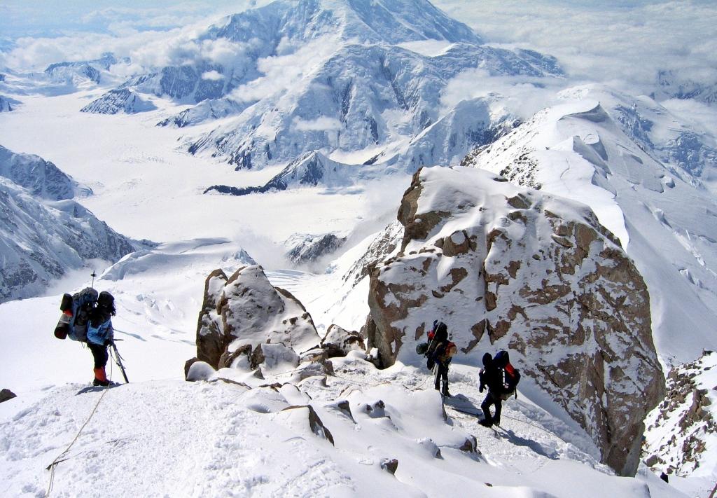 Washburn's Thumb, Denali climb
