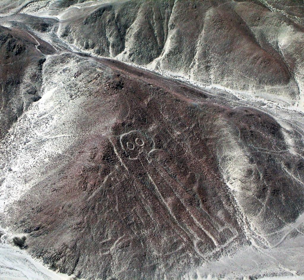 Astronaut, Nazca Lines
