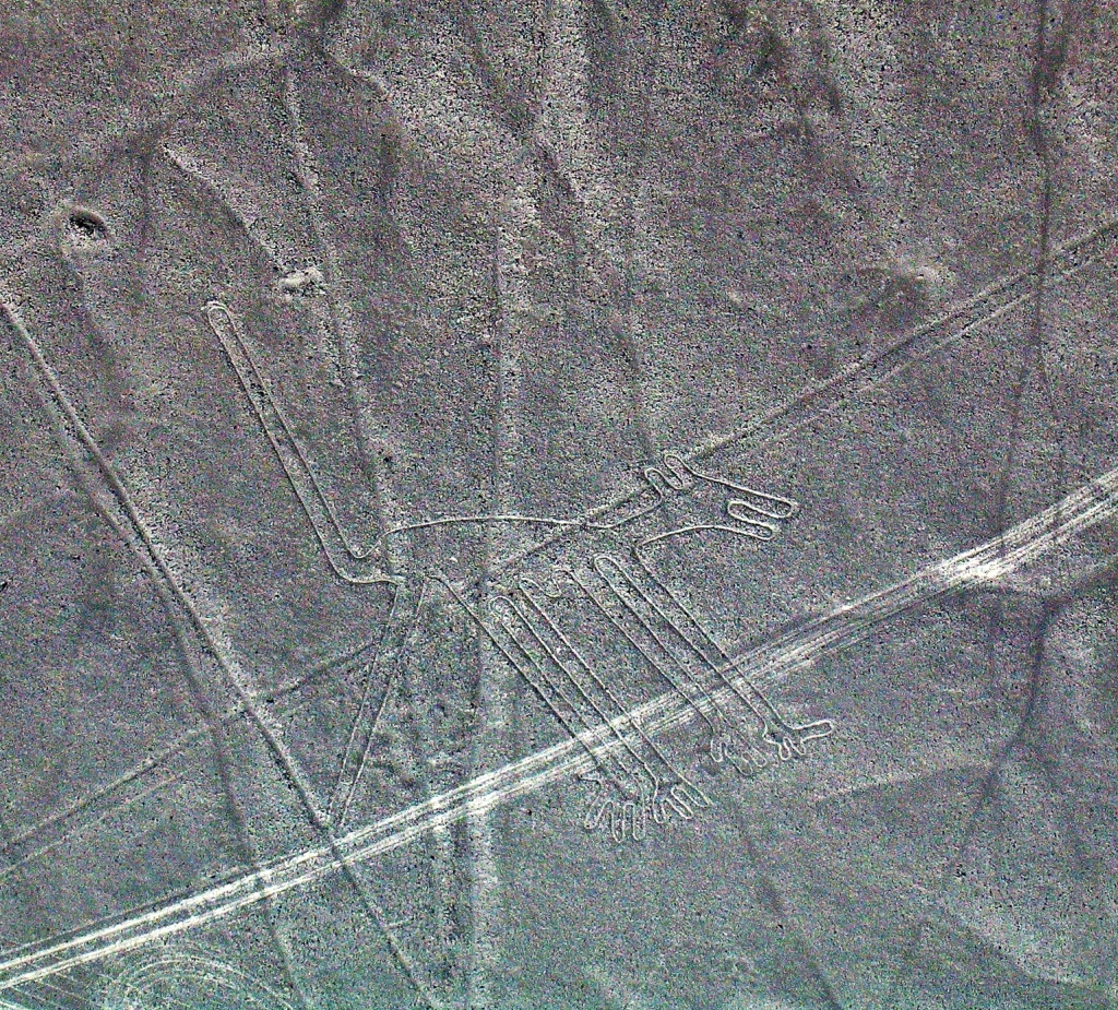 Dog, Nazca Lines