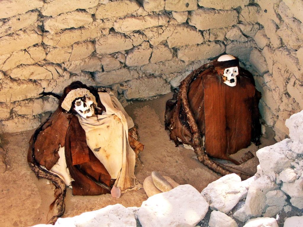 Mummies, Chauchilla Cemetery