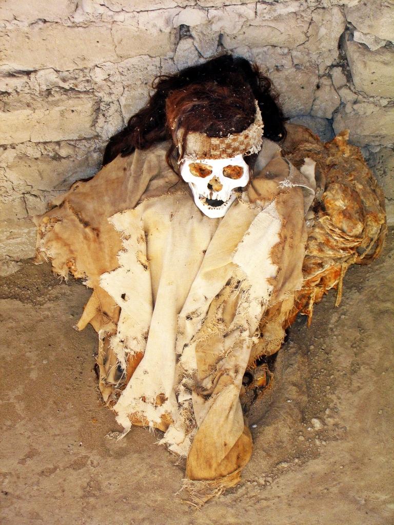 Mummy, Chauchilla Cemetery
