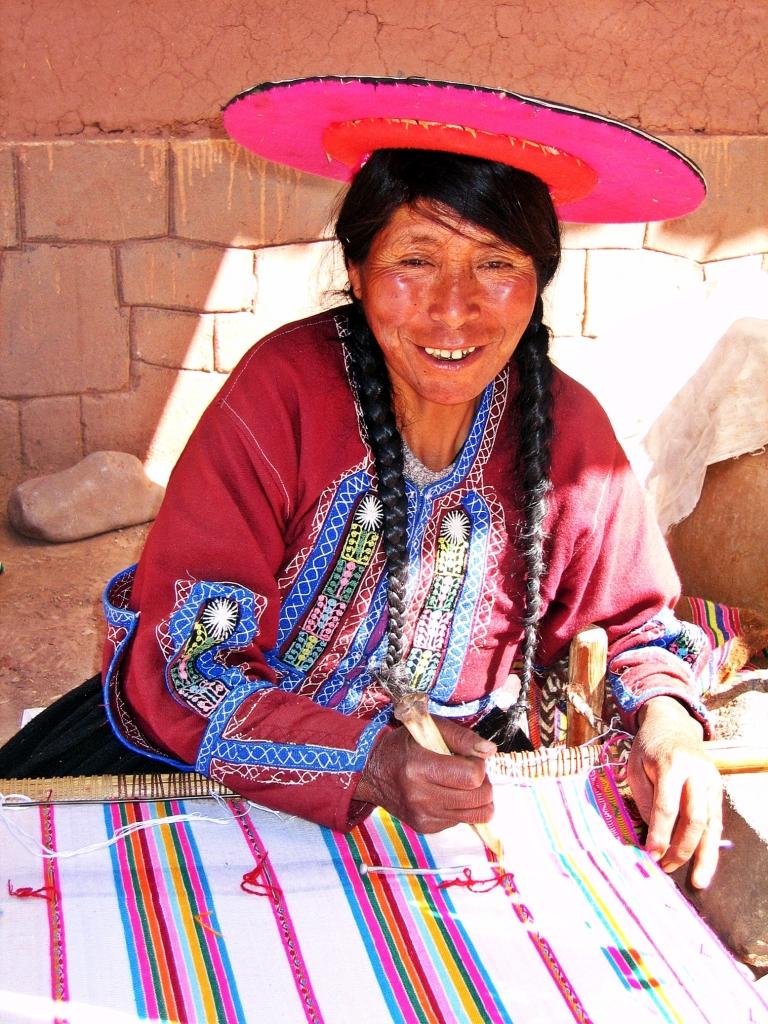 Weaving, Raqch'i
