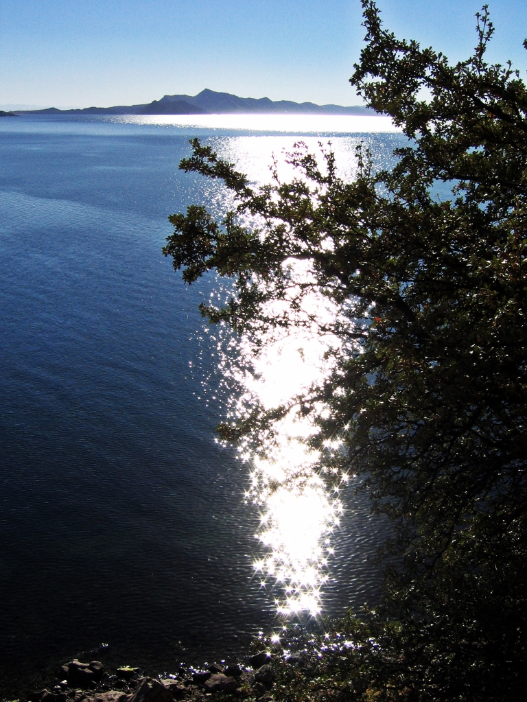 Sunset, Amantani Island