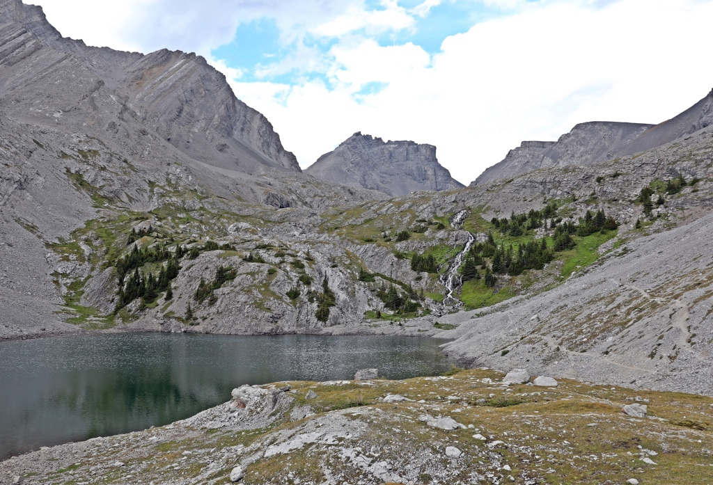 Headwall Lakes