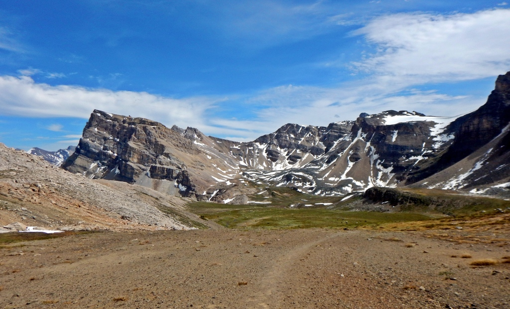 North Molar Pass, Banff