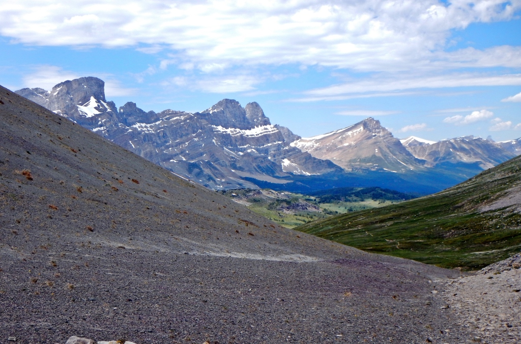Pipestone Pass, Banff