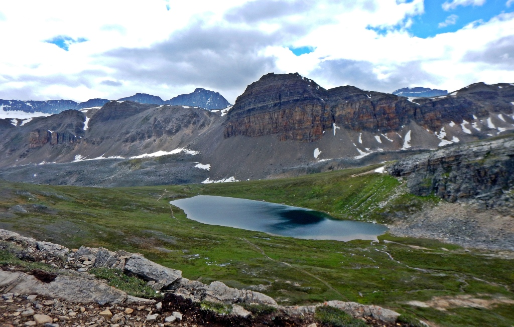 Katherine Lake, Banff