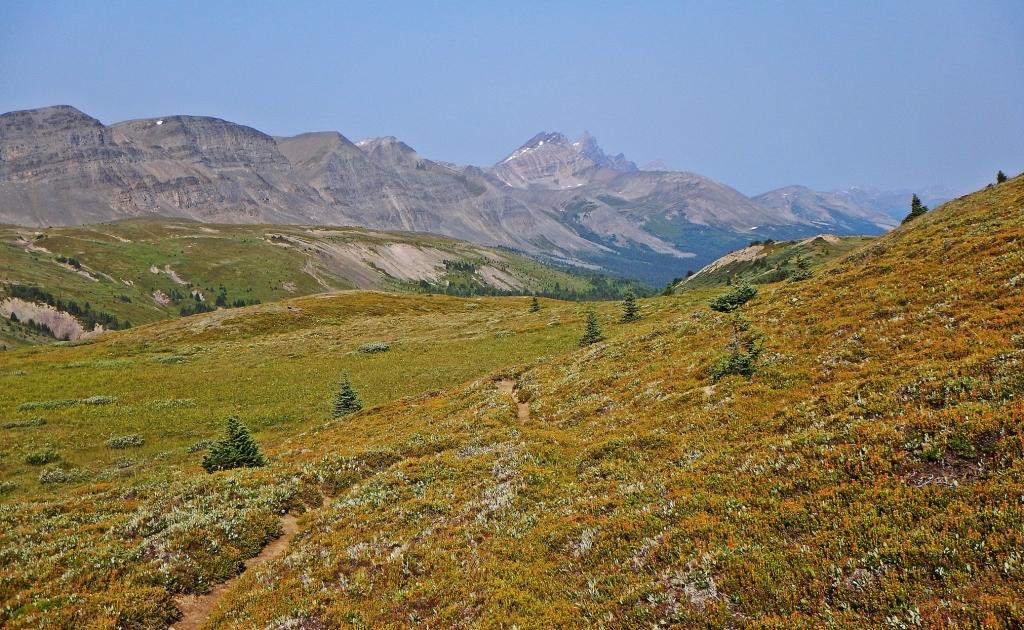 Poboktan Pass, Jasper