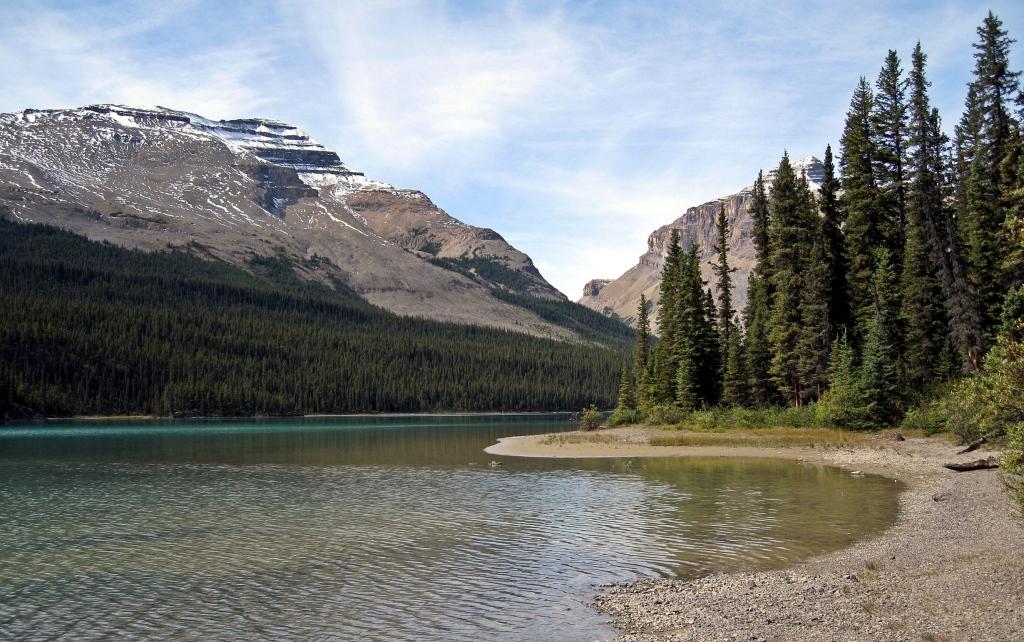 Brazeau Lake, Jasper