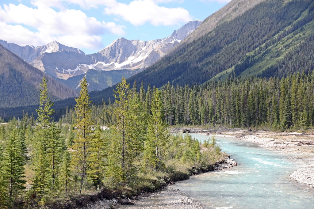 Vermillion River, Kootenay National Park