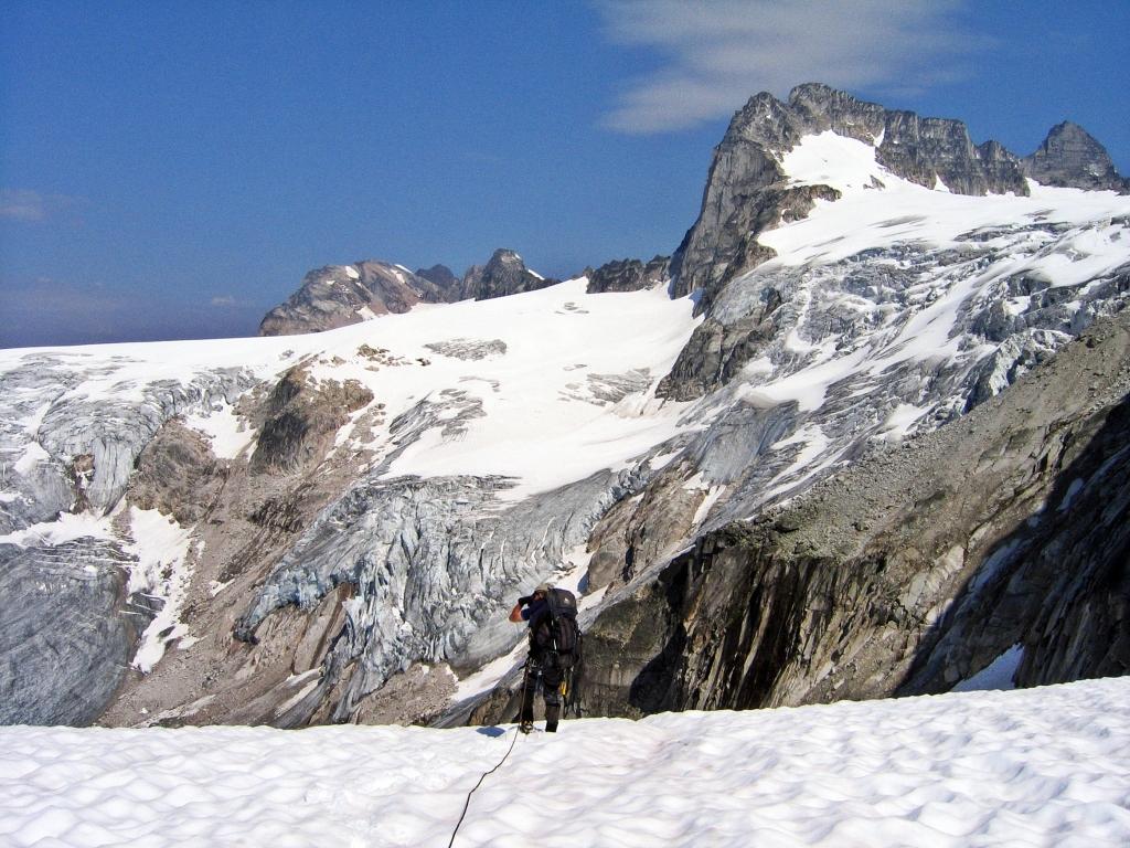 Vowell Glacier, Bugaboos