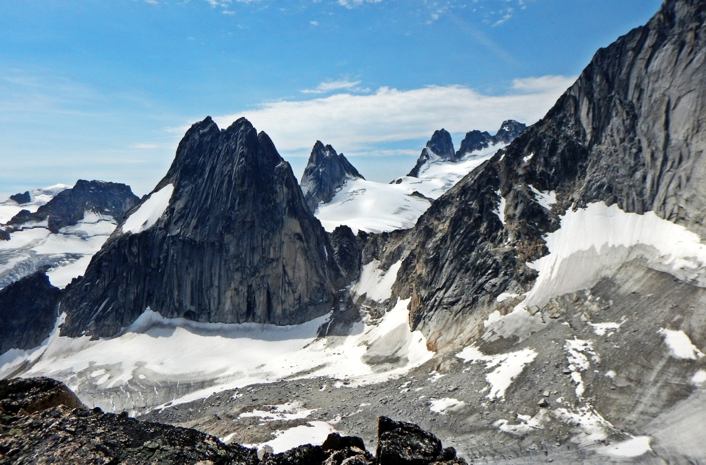 Bugaboo-Snowpatch Col, Bugaboo Provincial Park