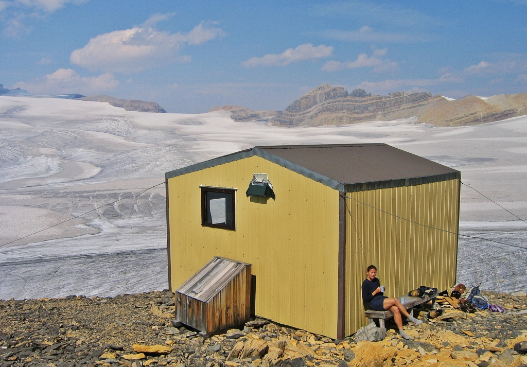 Scott Duncan Hut, Wapta Traverse